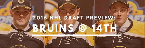 2016 NHL DRAFT preview-